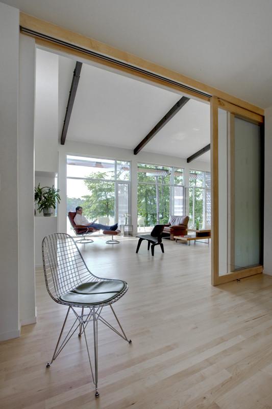 Smart-Stell Residence / Tonic Design + Tonic Construction