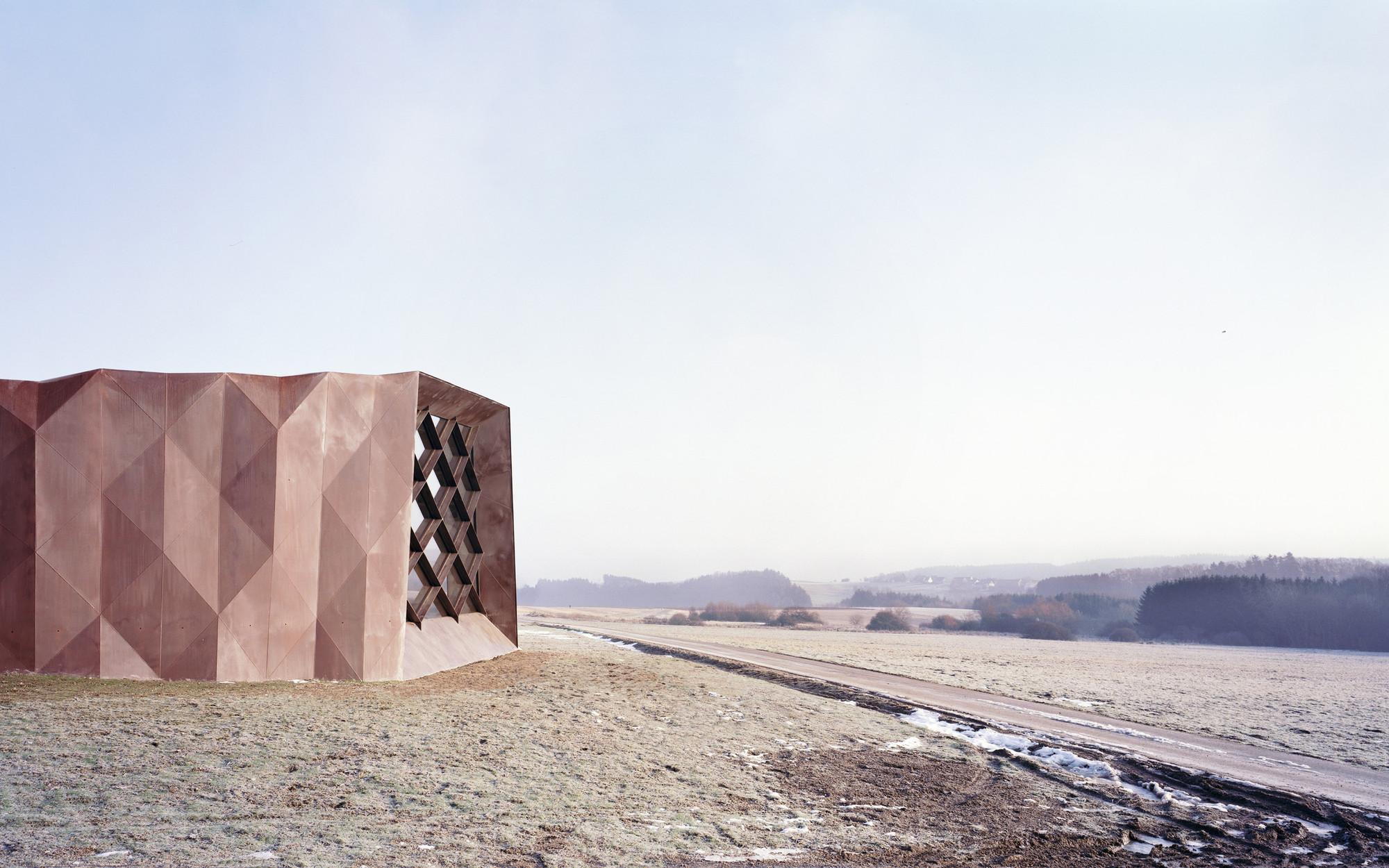 The Hinzert Museum and Document Center / Wandel Hoefer Lorch + Hirsch