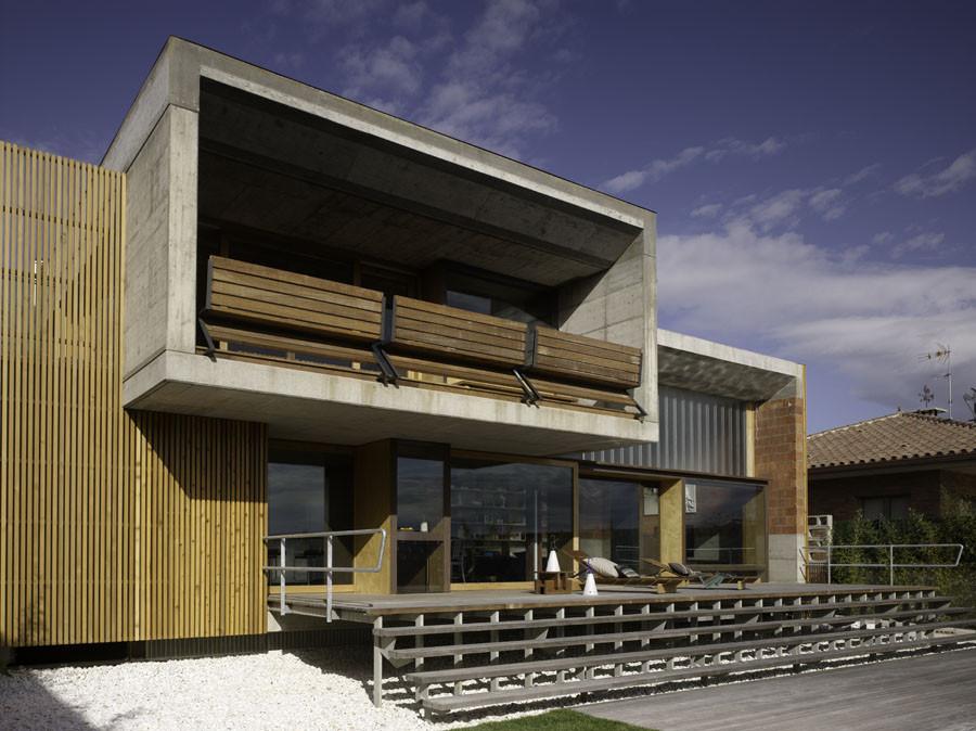 Casa Esther Roca / Josep Llobet, © Eugeni Pons