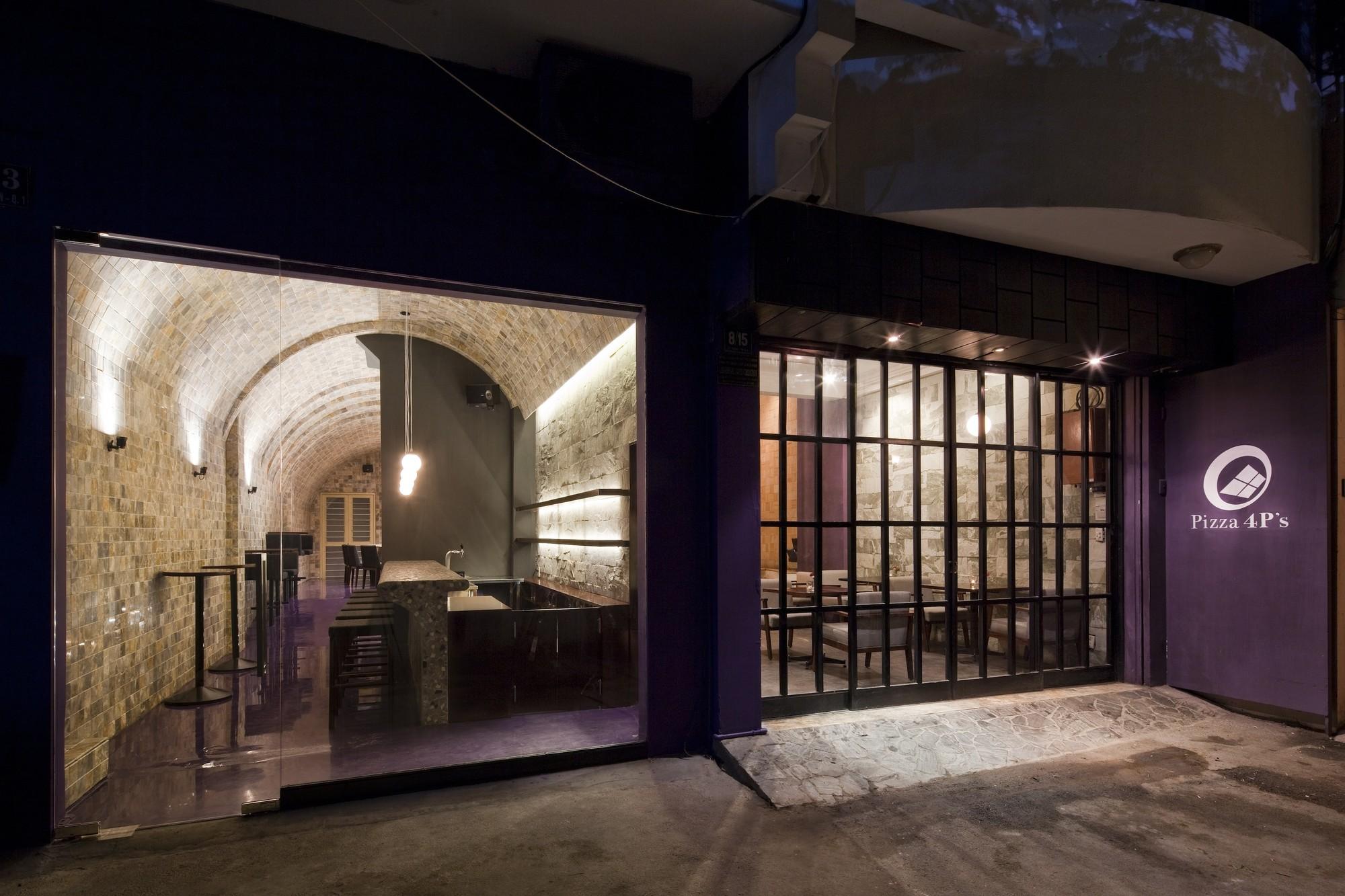 Gallery Of Bar 4p S 07beach Architectural Design Studio 2