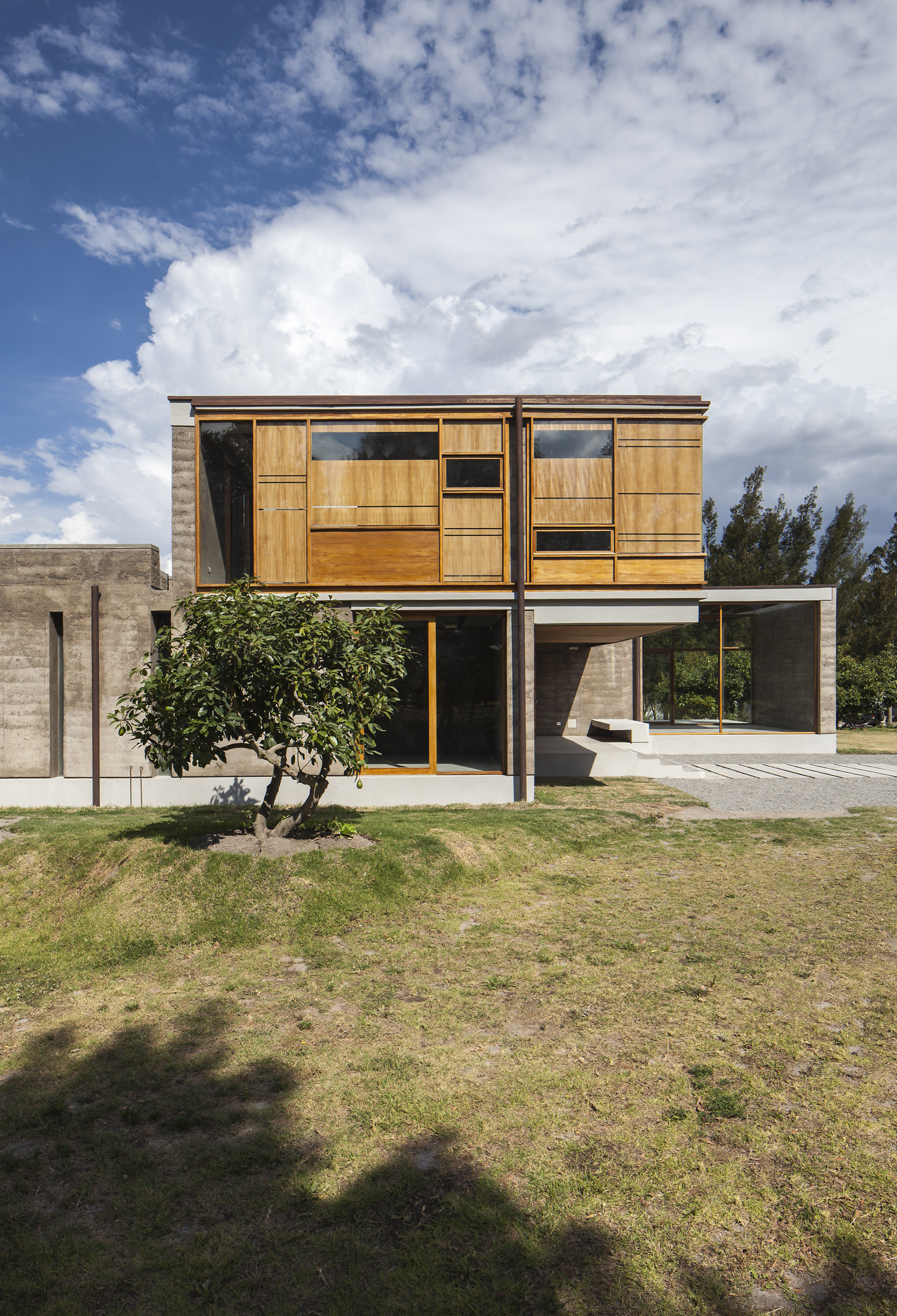 Gallery of cotacachi house arquitectura x 14 for Arquitectura and design
