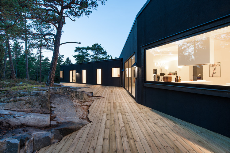 Villa Blåbär / pS Arkitektur, Cortesía de pS Arkitektur