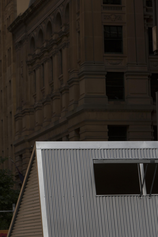 Emergency Shelter / Carterwilliamson Architects