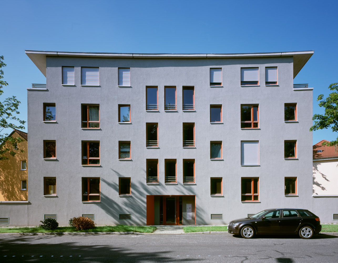 6 Residential Houses / RÜBSAMEN+PARTNER, Courtesy of RÜBSAMEN+PARTNER