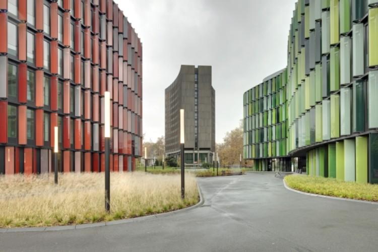 Oficinas Oval en Colonia / Sauerbruch Hutton, © Jan Bitter