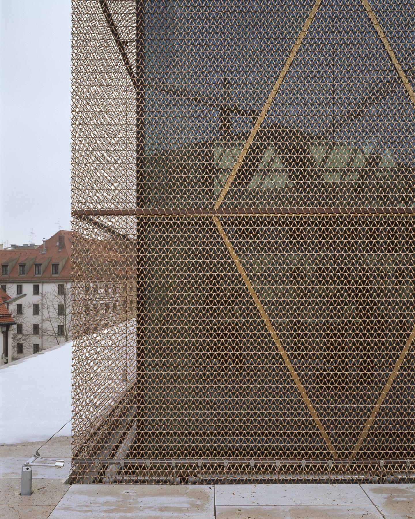 The Jewish Center in Munich / Wandel Hoefer Lorch + Hirsch