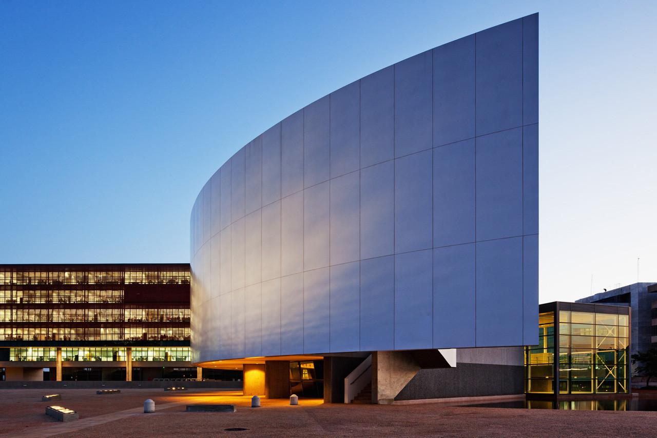 Legislative Chamber of the Federal Distric / Projeto Paulista Arquitetura