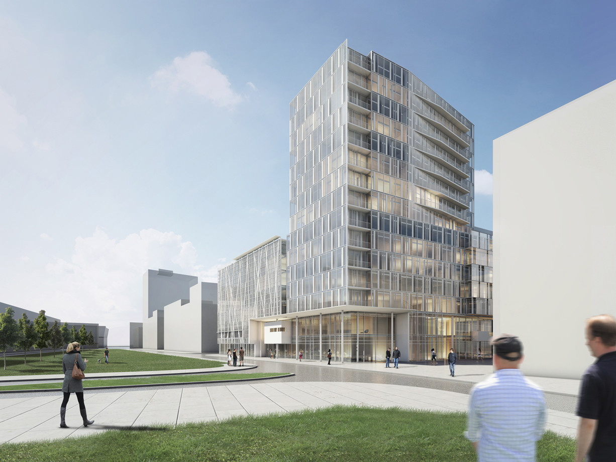 Engel & Völkers' New Headquarters / Richard Meier & Partners