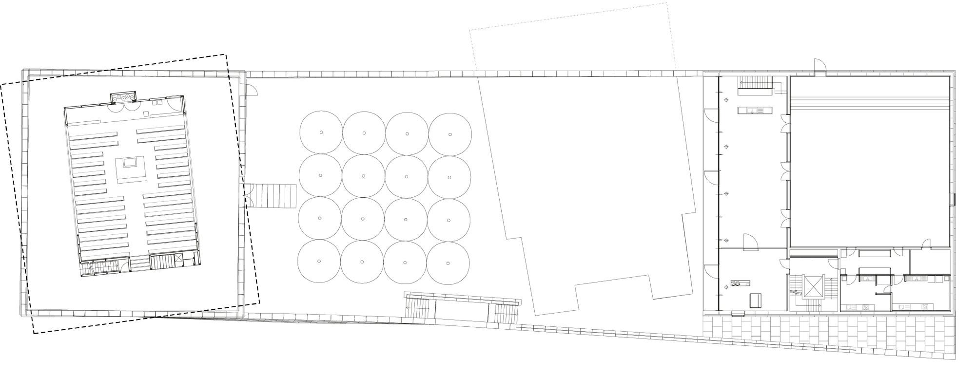 New Synagogue Dresden / Wandel Hoefer Lorch + Hirsch