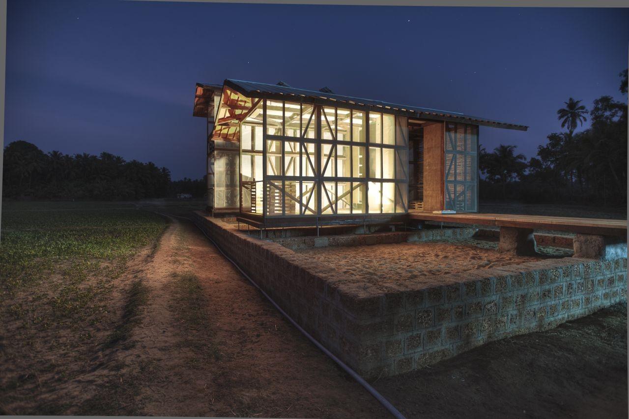 Hut-to-Hut / Rintala Eggertsson Architects