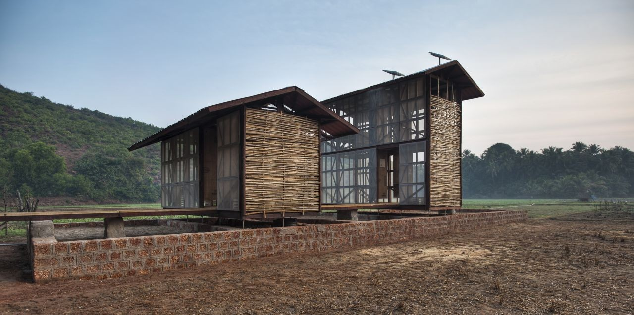 Gallery of hut to hut rintala eggertsson architects 5 for Architecture design for home in mysore