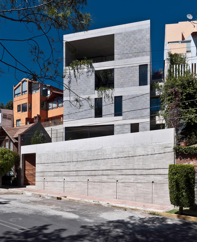 Búhos House / Ambrosi I Etchegaray, © Luis Gordoa