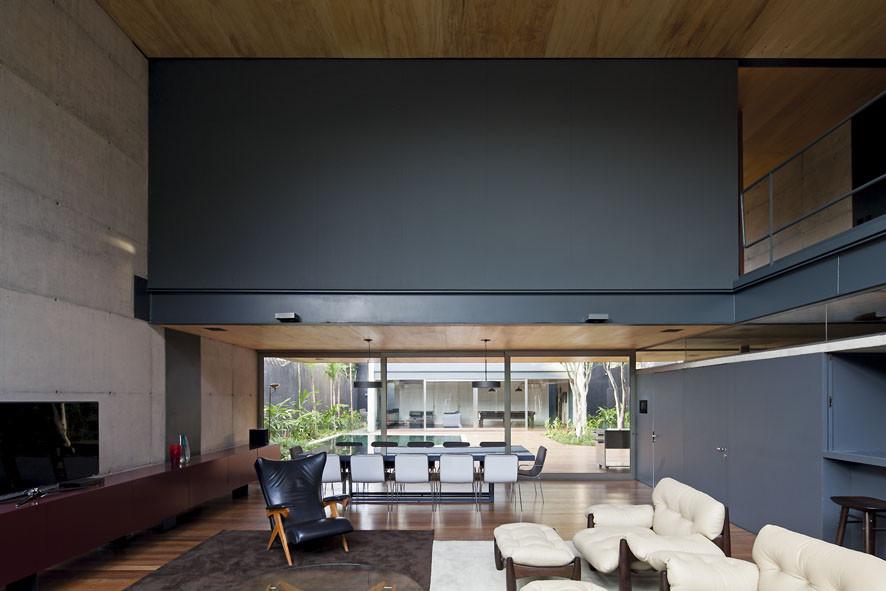 Bacopari House / UNA Arquitetos