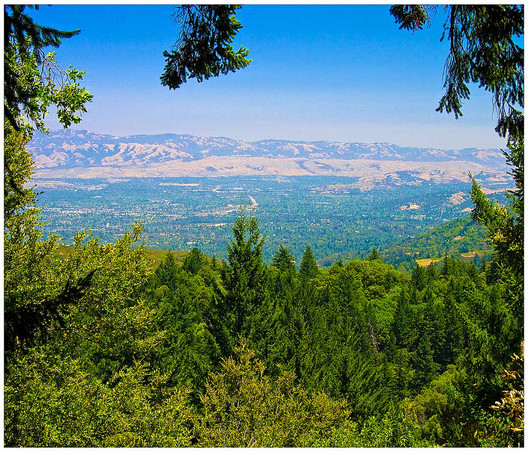 View of Silicon Valley via Flickr user Shootyoureyeout