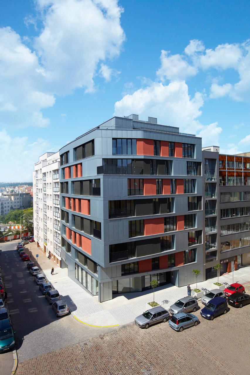 Erwin Building / QARTA Architektura, © Pavel Vítek
