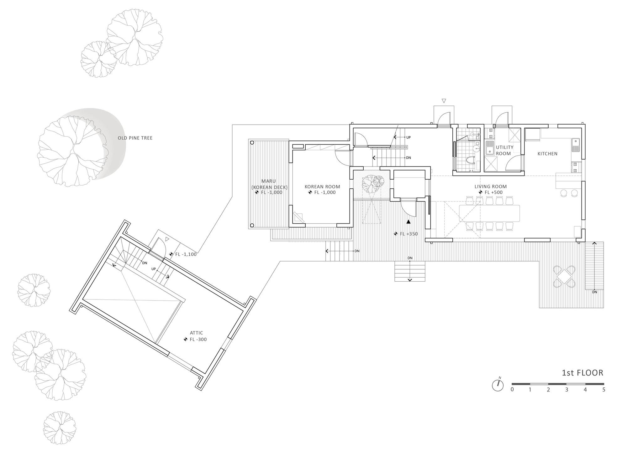 House of January / Studio-Gaon