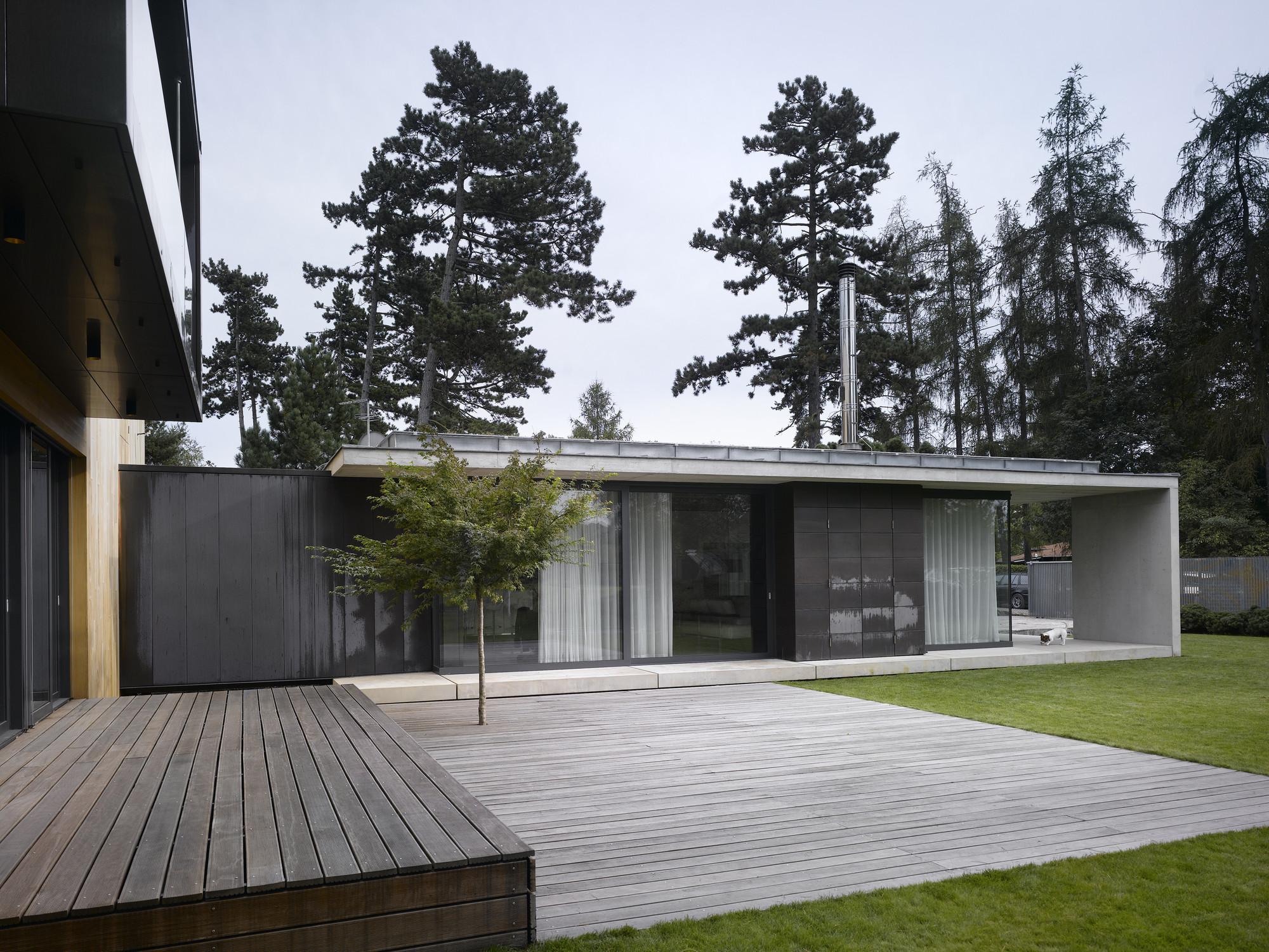 Family House in Černošice / Studio Pha