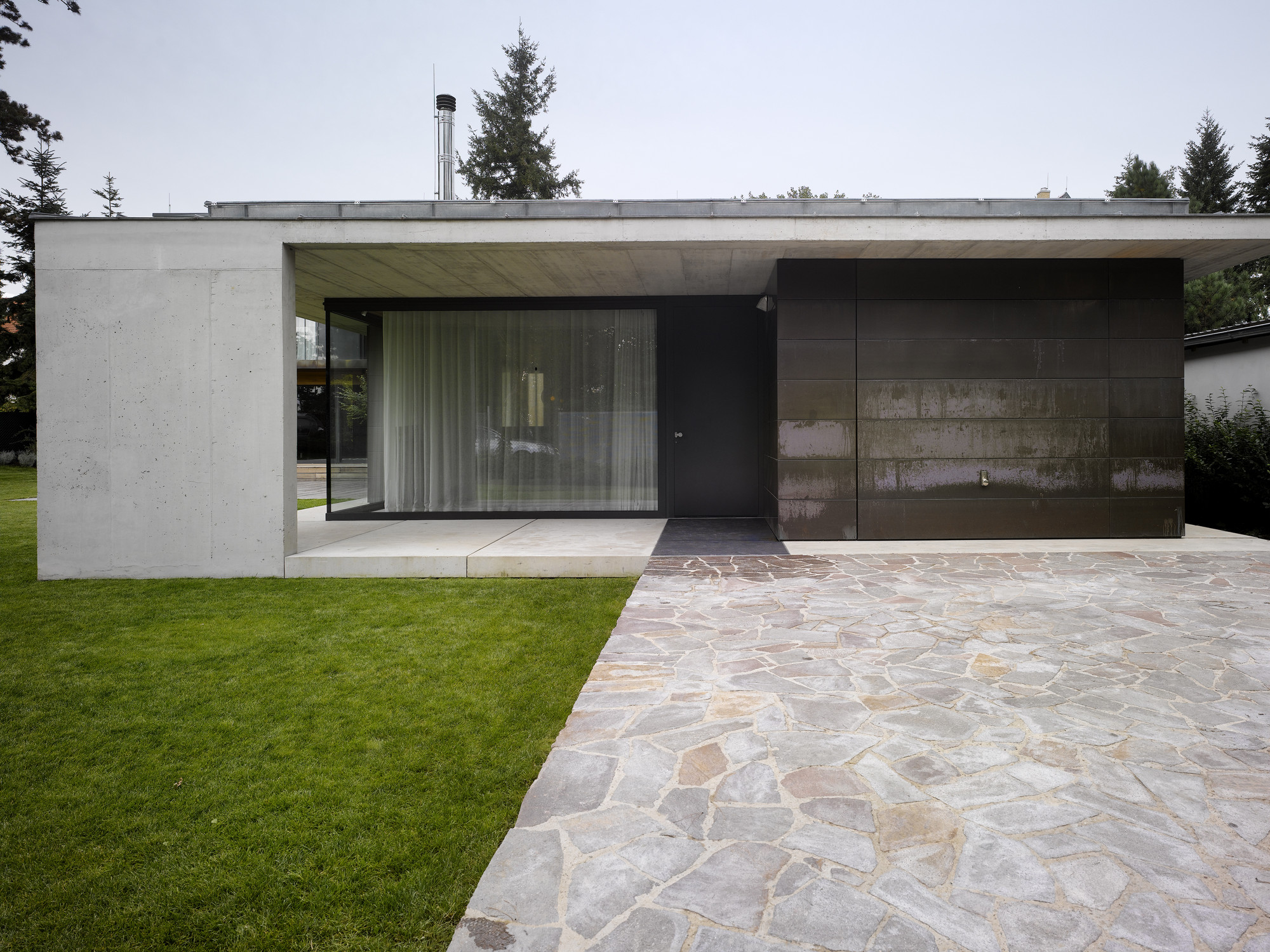 Gallery Of Family House In Erno Ice Studio Pha 16