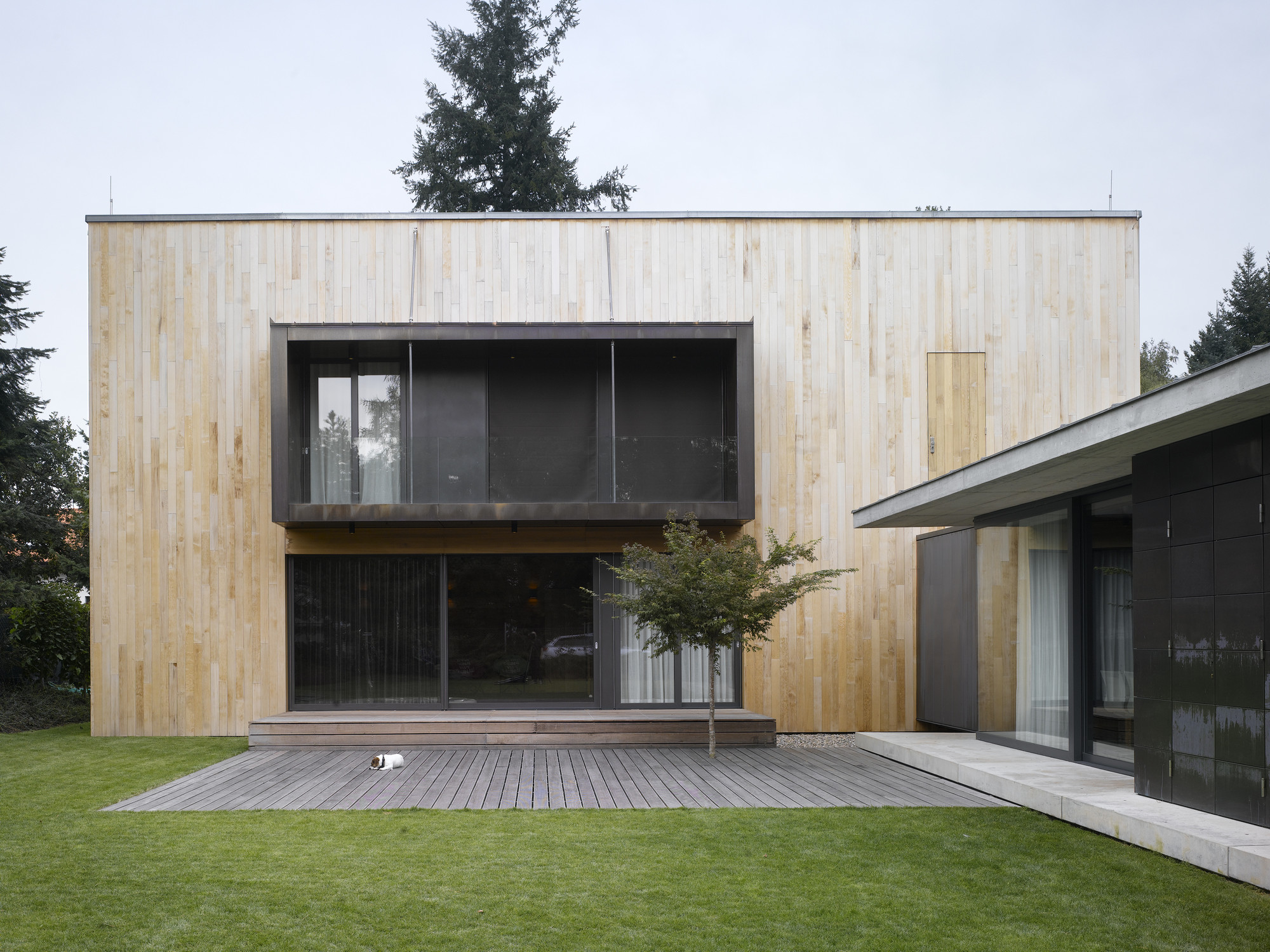 Family House In Erno Ice Studio Pha ArchDaily