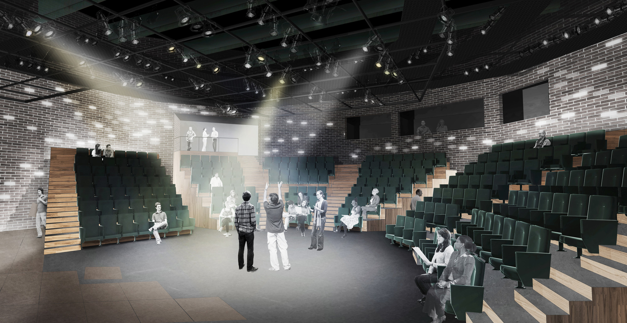Studio Gang Breaks Ground on Chicago Writers' Theatre