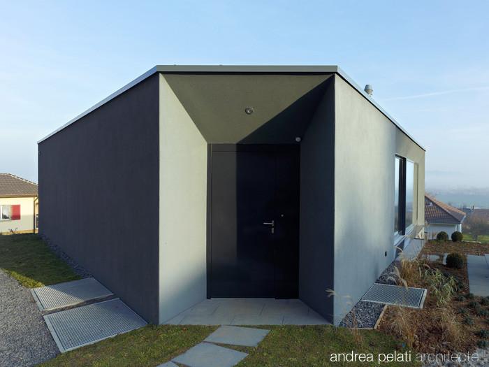 Clottu Villa / Andrea Pelati Architecte
