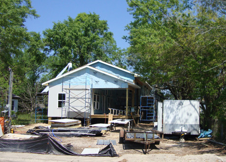 Habitat for Humanity Mississippi Gulf Coast; MSME Architects