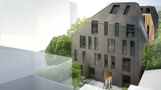 Cortesia de Tecnova Architecture + Ciclostile Architettura