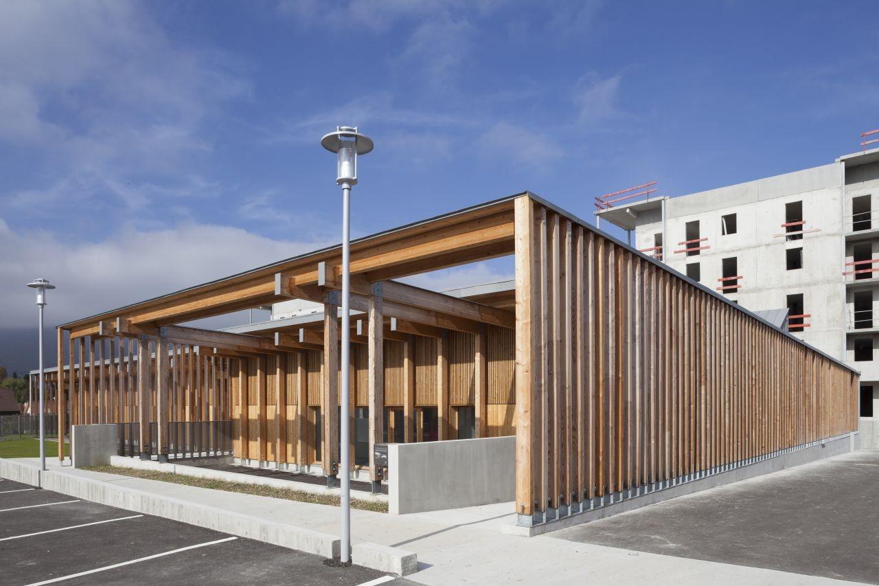 Centre de la Petite Enfance / Clermont Architectes, © Daniel Osso