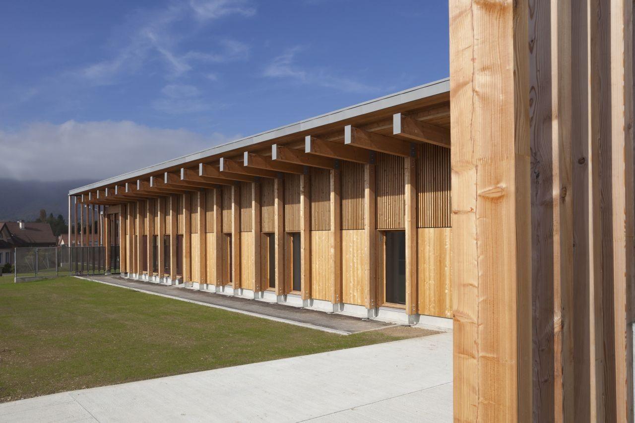 Centre de la Petite Enfance / Clermont Architectes