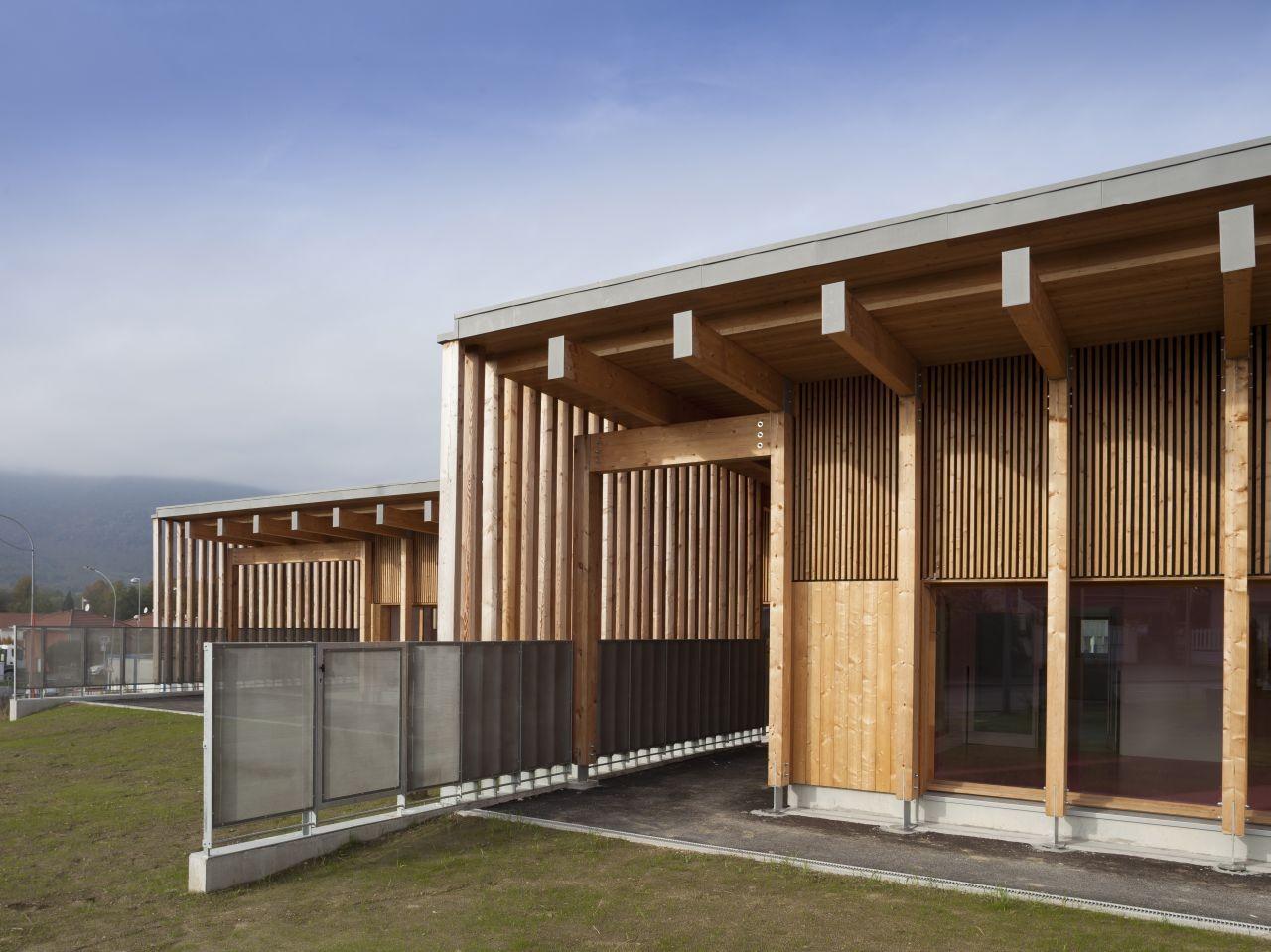 gallery of centre de la petite enfance clermont architectes 9. Black Bedroom Furniture Sets. Home Design Ideas