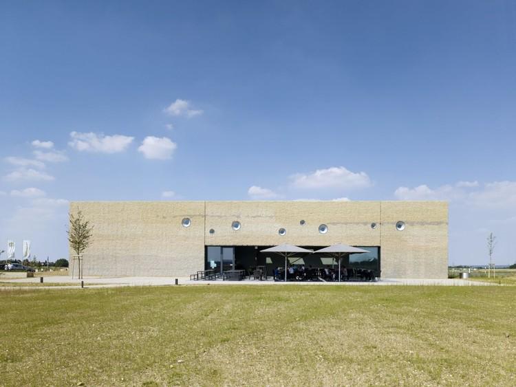 Forum_Terra Nova / Lüderwaldt Architects, © Anja Schlamann