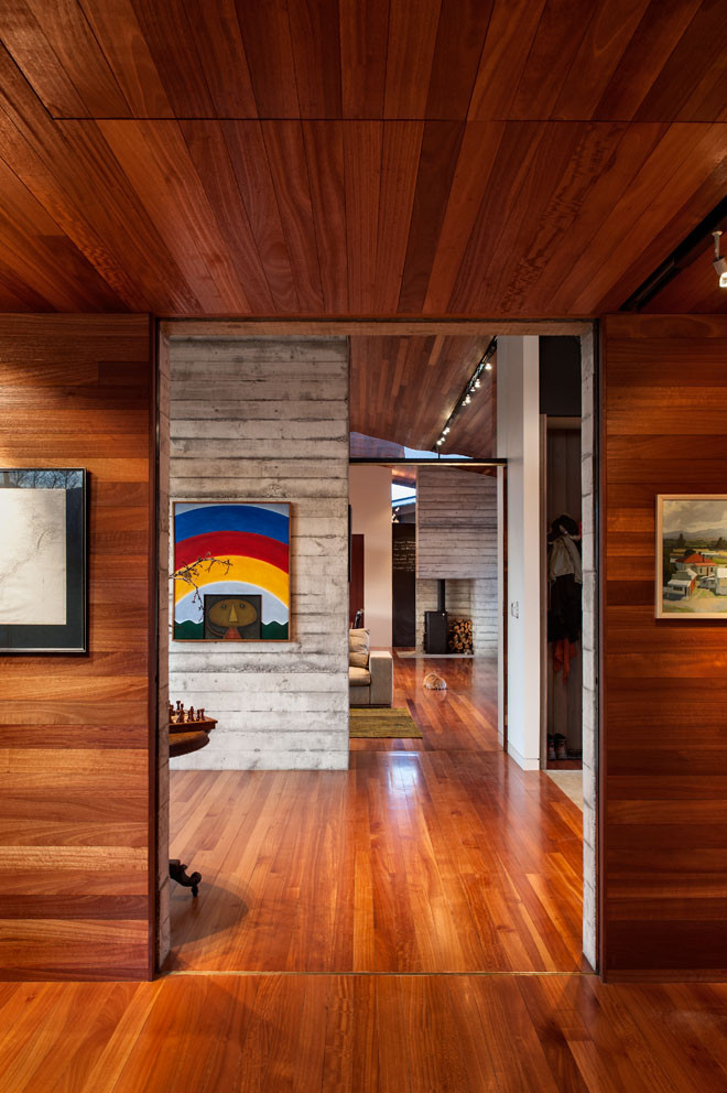 Wairau Valley House / Parsonson Architects