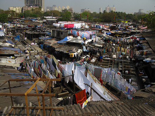 Dhobi Ghat, Mumbai, India; Courtesy of Flickr User Jon Baldock nz; Licensed via <a href='https://creativecommons.org/licenses/by-sa/2.0/'>Creative Commons</a>