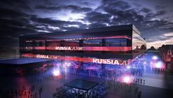 Wilmotte & Associates gana concurso para diseñar estadio en Kalingrado para Rusia 2018