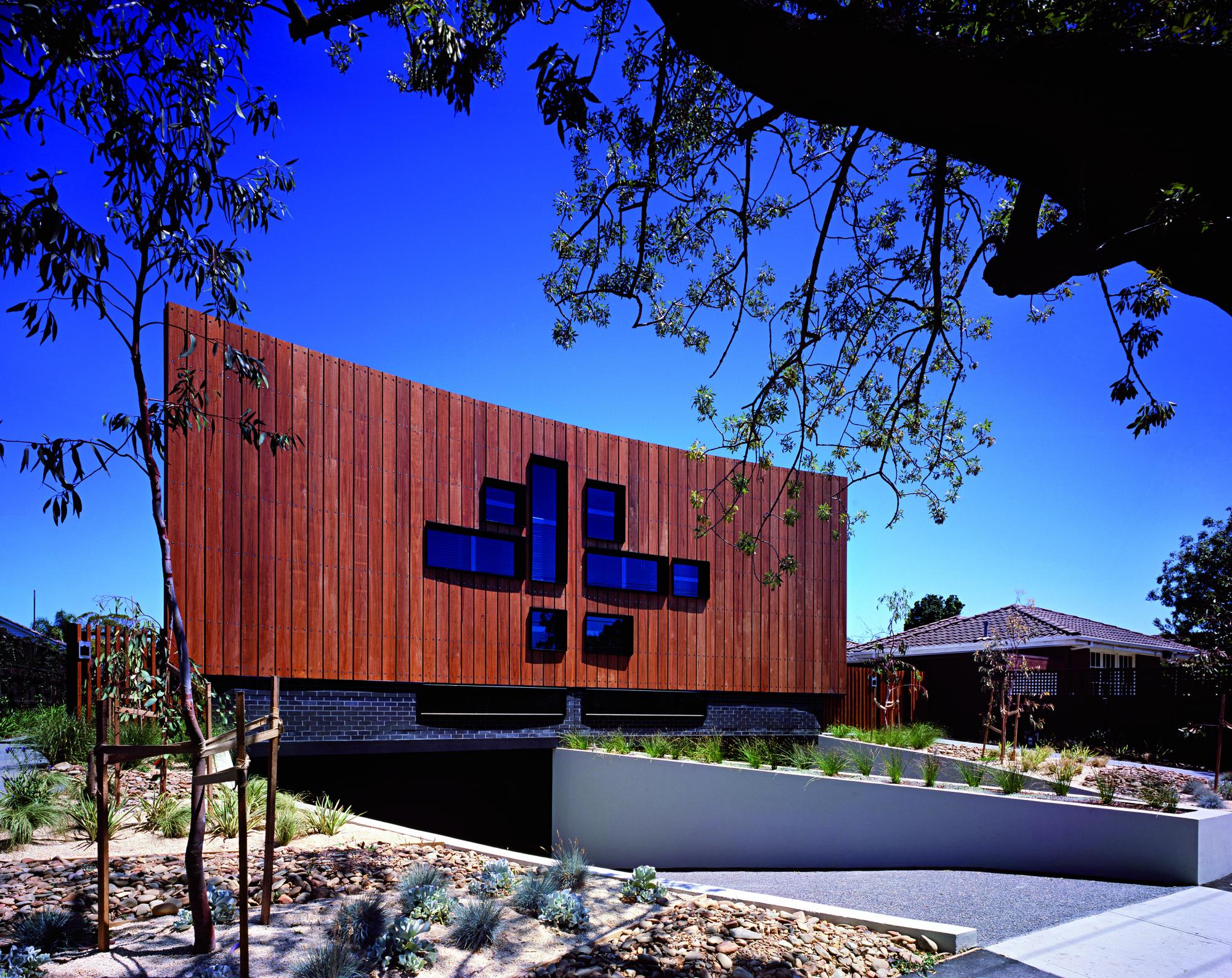 Twofold House / BKK Architects, © Shannon McGrath
