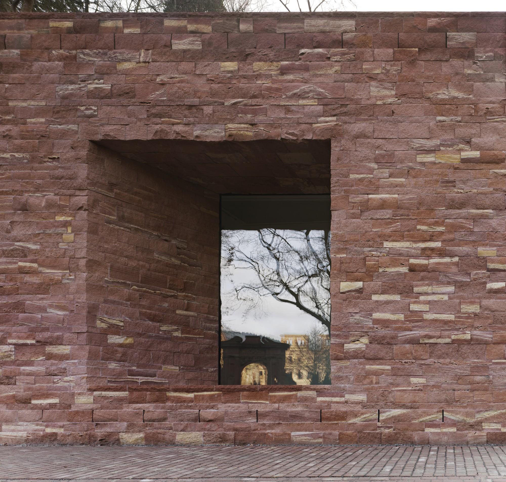 gallery of heidelberg castle max dudler architekt 6. Black Bedroom Furniture Sets. Home Design Ideas