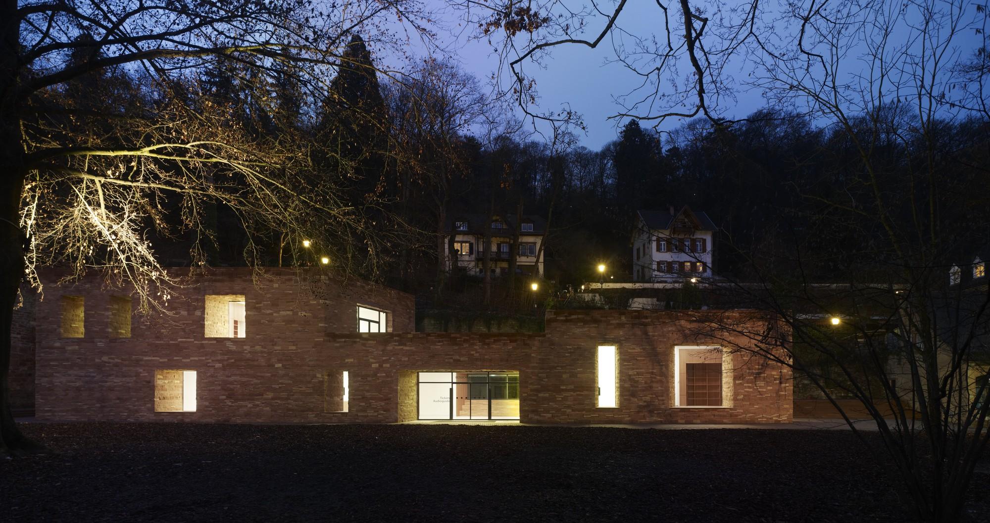gallery of heidelberg castle max dudler architekt 1. Black Bedroom Furniture Sets. Home Design Ideas