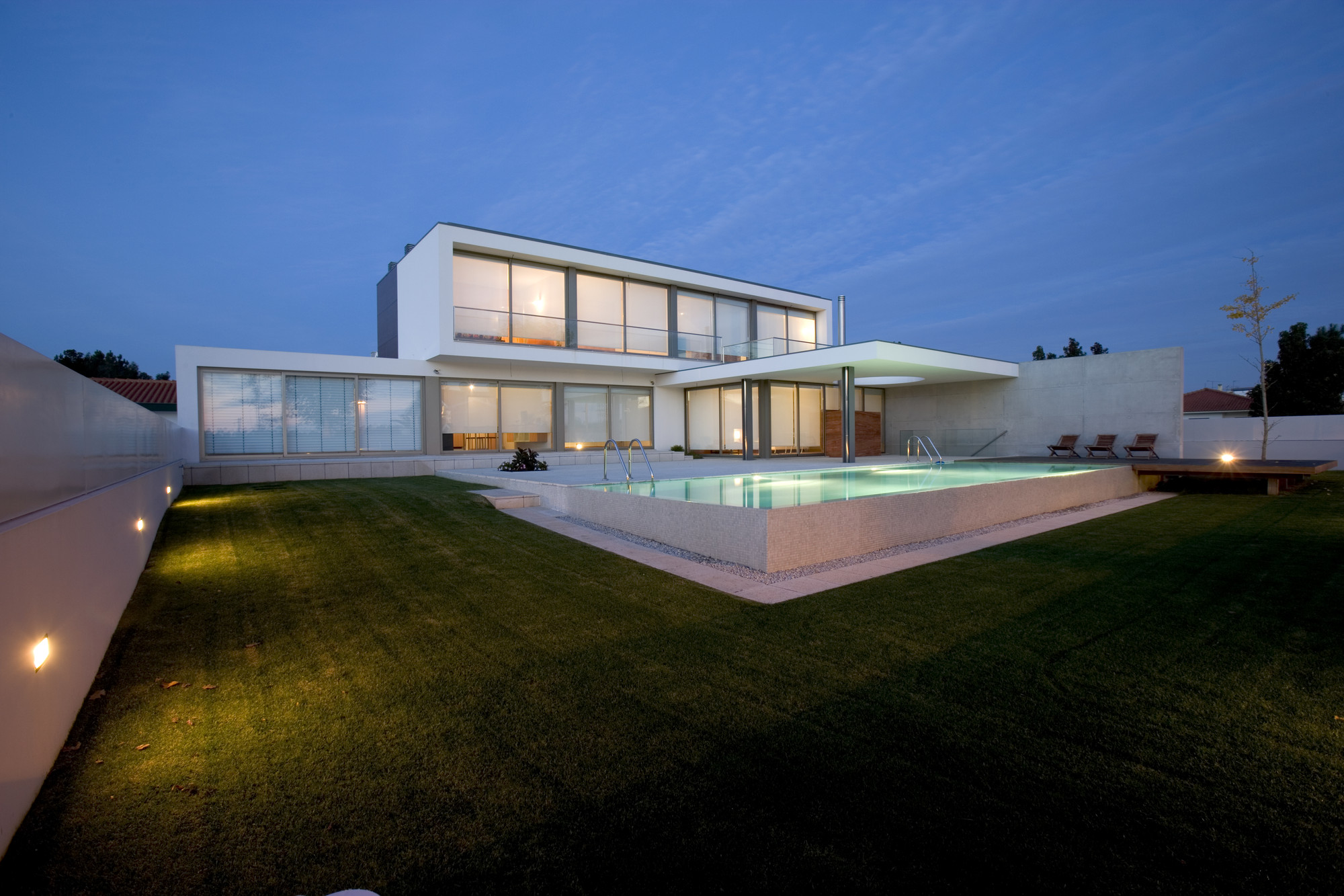 G.C. House / Atelier d'Arquitectura J. A. Lopes da Costa, © Manuel Aguiar