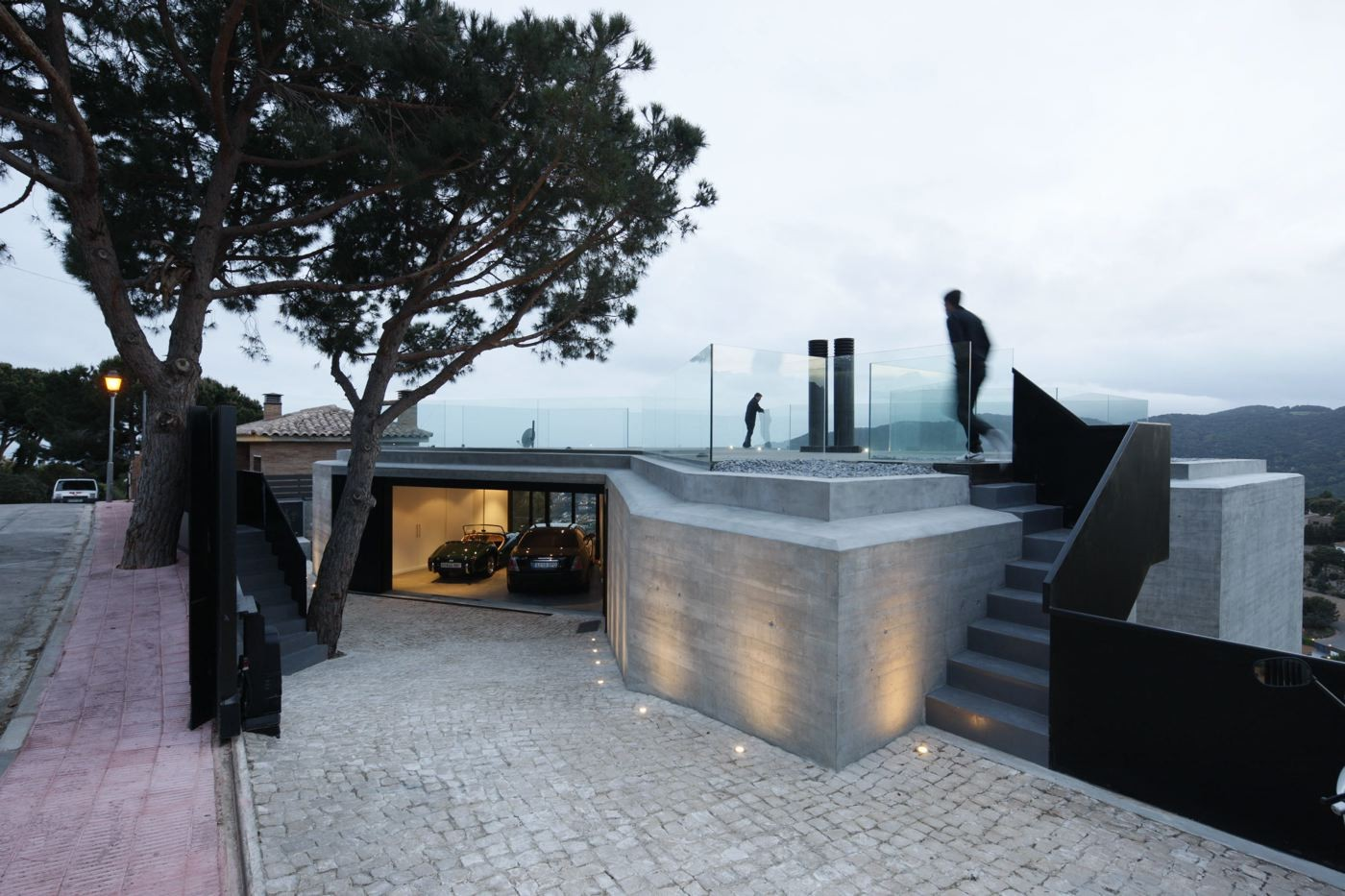 Galer a de x house cadaval sol morales 11 - House doctor barcelona ...