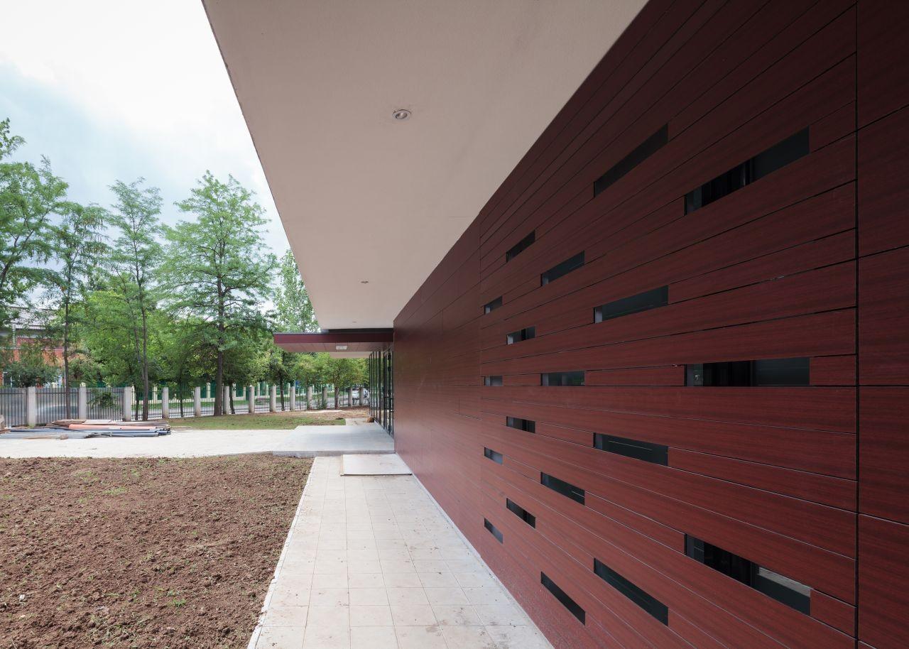 Dante Alighieri School Expansion / LTFB Studio