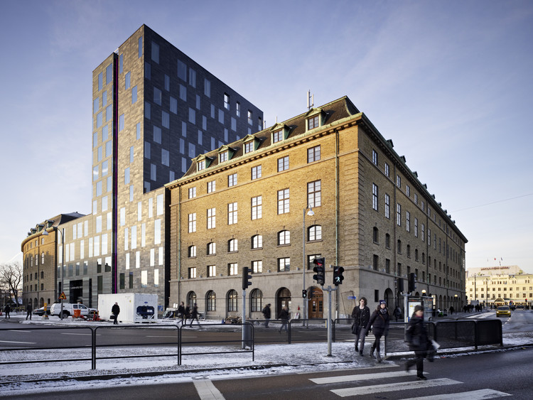 Clarion Hotel Post / Semrén & Månsson, © Krister Engström