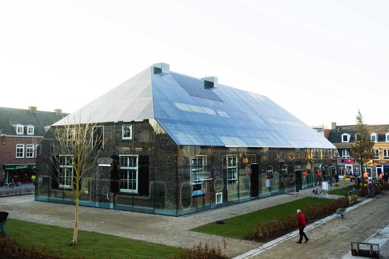 Glass Farm / MVRDV