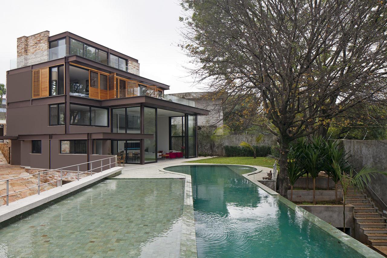 AM House / Drucker Arquitetura