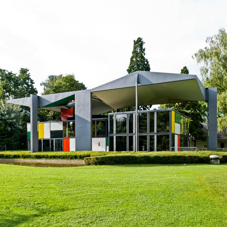 ad classics centre le corbusier heidi weber museum le