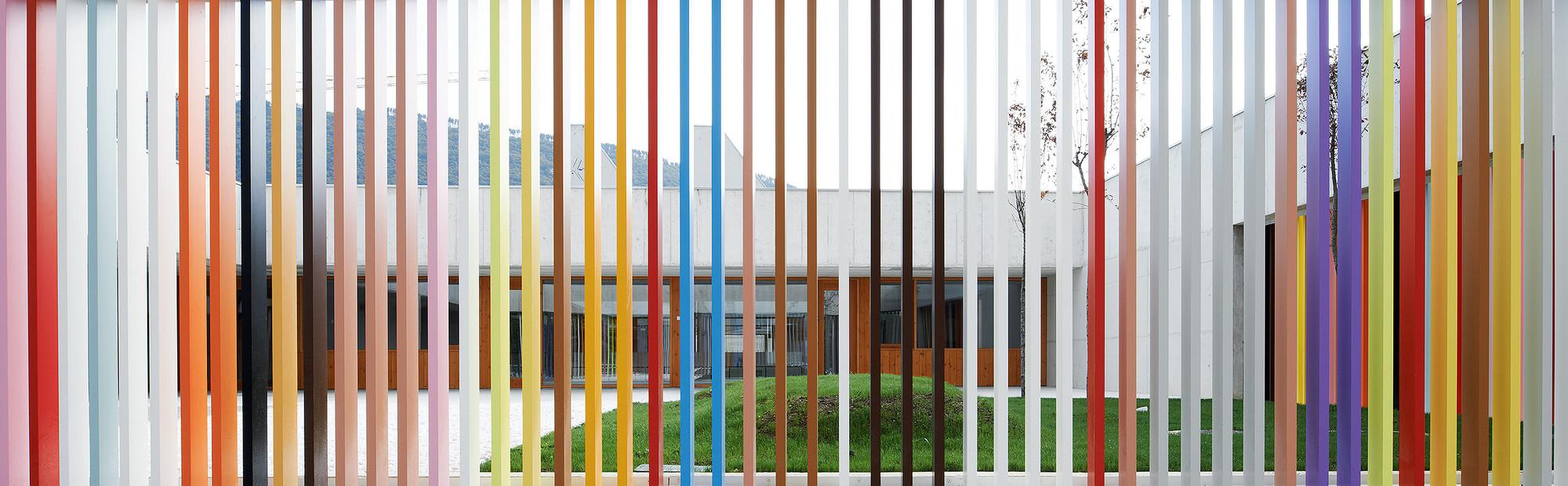 Nursery School in Berriozar / Javier Larraz + Iñigo Beguiristain + Iñaki Bergera