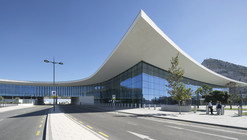 Gibraltar Airport / Blur Architects + 3DReid Architects
