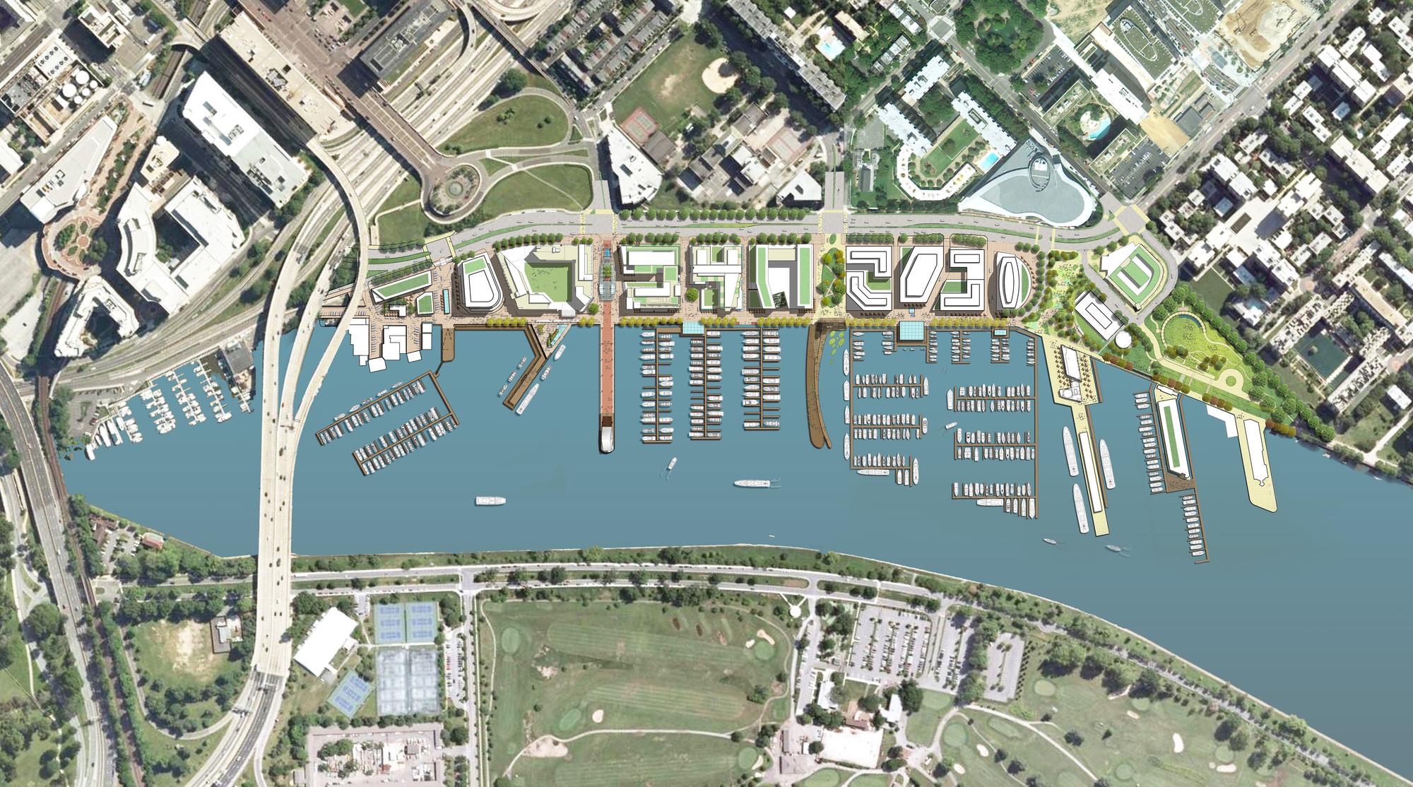 Massive Waterfront Redevelopment Receives Green Light in Washington D.C.