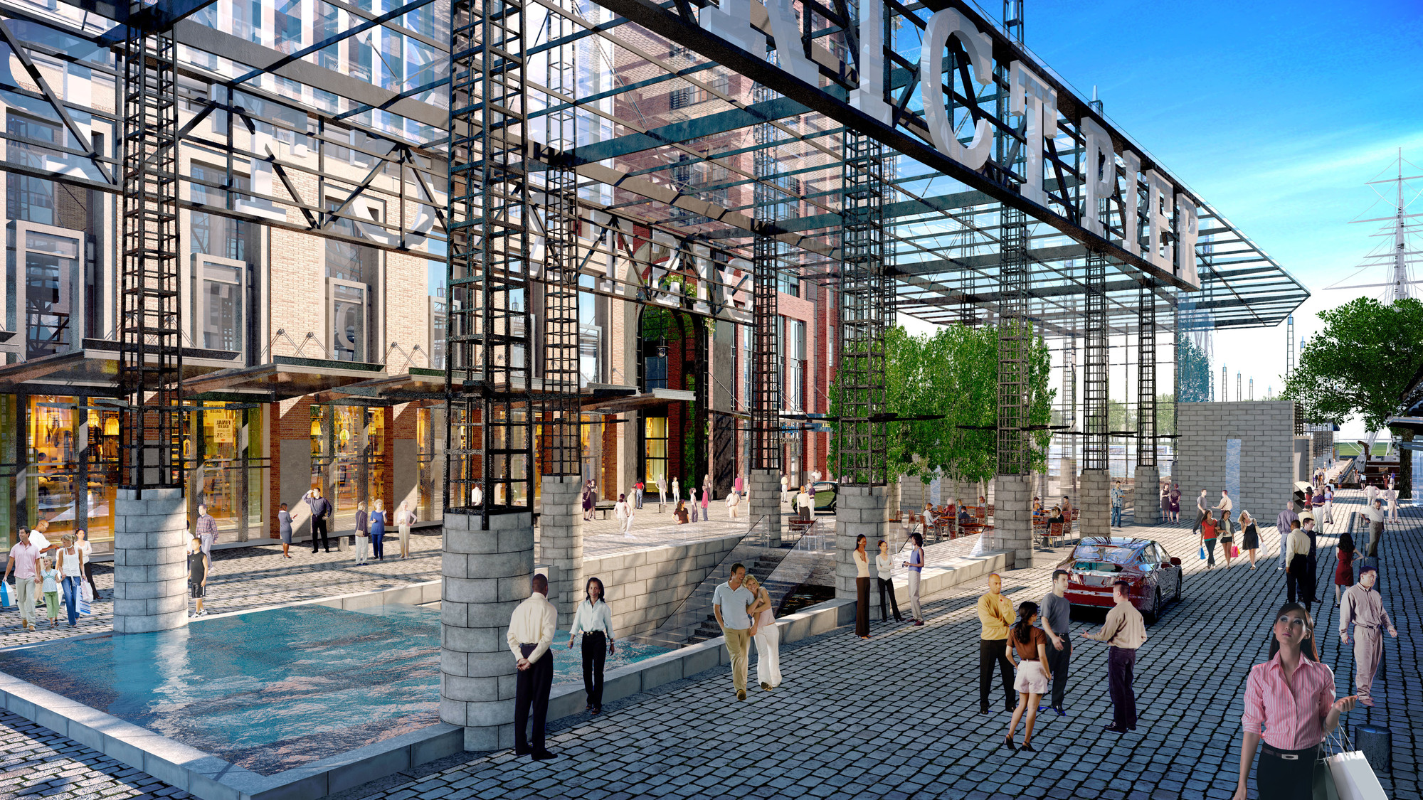 Gallery Of Massive Waterfront Redevelopment Receives Green Light In Washington D C 4