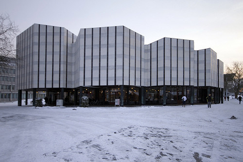 AD Classics: Wolfsburg Cultural Center / Alvar Aalto, Courtesy of www.worldarchitecturemap.com