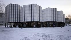 AD Classics: Wolfsburg Cultural Center / Alvar Aalto